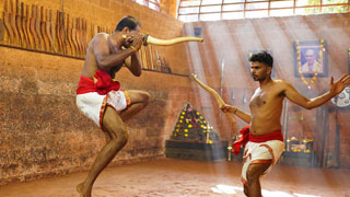 Ottappayattu | Curved Stick Fight
