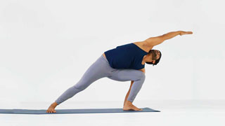 Parsvakonasana -The Side Angle Pose