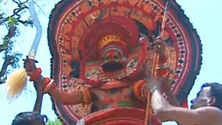 Perumkaliyattom Festival