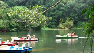Pookkot Lake Wayanad