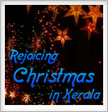 Rejoicing Christmas in Kerala