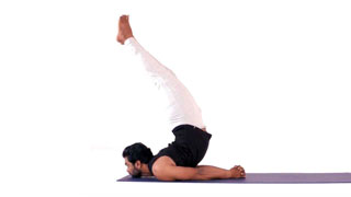 Salabhasana - The Locust Pose