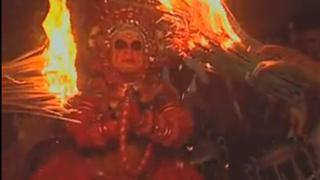 Theyyam at Keezhathur Bhagavathy