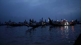 Thiruvonathoni - a mystical night-long cruise