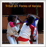 Tribal art forms of Kerala