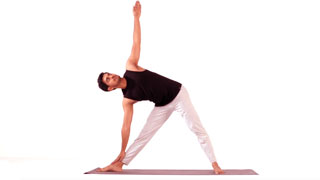Trikonasana - The Triangle Pose