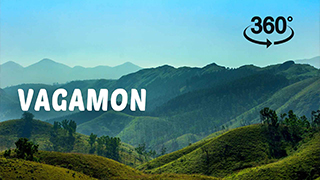 Vagamon | 360° Video