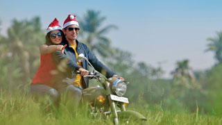 When 'Tis the season to be jolly... n Kerala!