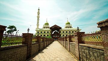 മാലിക് ദിനാര് മസ്ജിദ്