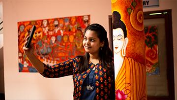 Kerala Mural Art Gallery