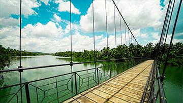 Padannakkad Hanging Bridge