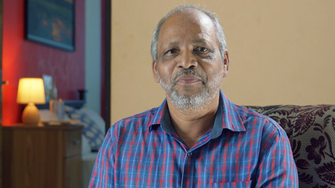 G Ambujakshan