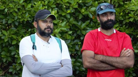 Rahul Narayanan & Jithin K P