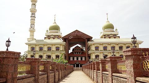 Malik Ibn Dinar Mosque