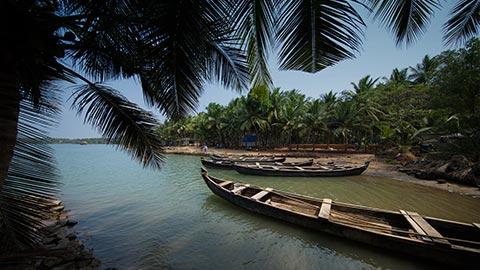 Valiyaparamba Backwater