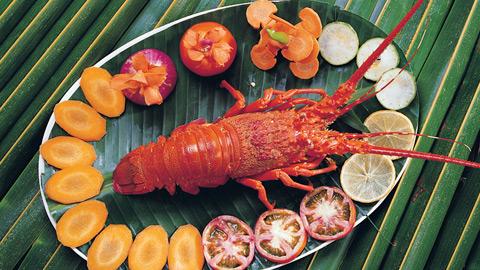 Seafood - Prawns