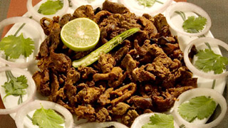 Chuttirachi or Grilled Beef