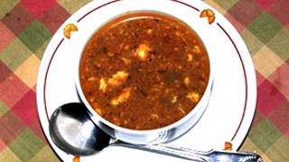 Kerala Mutton Soup