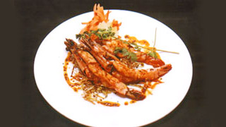 Masala Fried Prawns