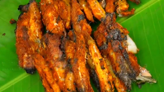 Paral Chuttathu or Grilled Paral