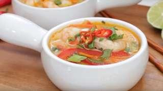 Malabar Prawn Soup