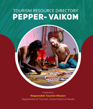 Tourism Resource Directory PEPPER VAIKOM