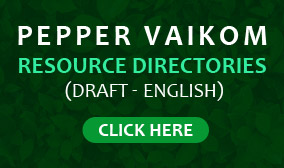 PEPPER Vaikom Resource Directores (Draft)