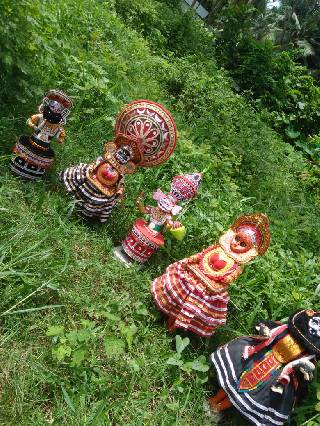 Theyyam models