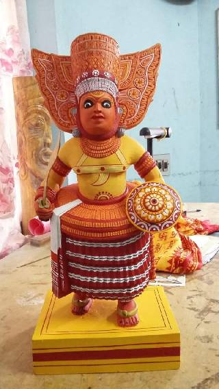 THEYYAM HANDICRAFT