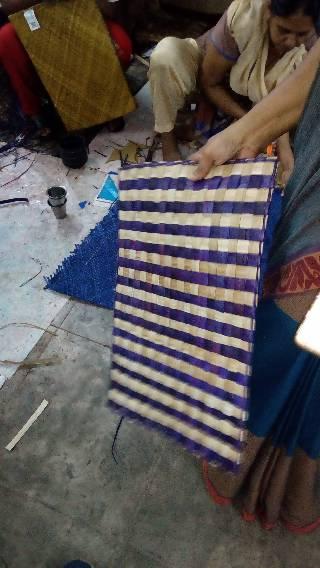 Screwpine mats