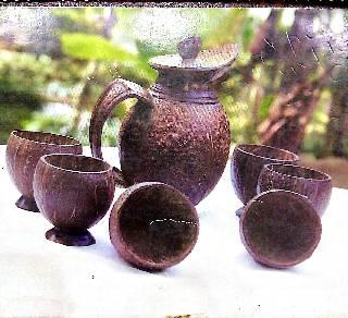 Kalpaka Tea Set