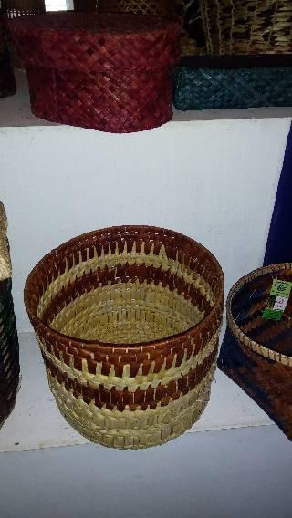 Thazhappaya-Mats,Baskets