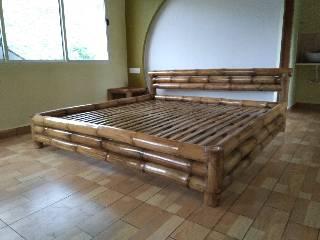 Bamboo Cot BC1
