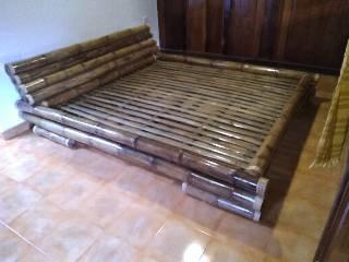Bamboo Cot BC2