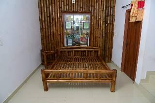 Bamboo Cot BC3