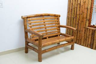 Bamboo Sofa Double seater