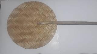 BAMBOO VISHARI (FAN)