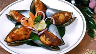 Arikkadukka - a spicy seafood delicacy