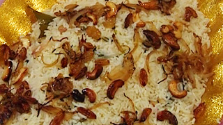 Ghee Rice or Neichoru