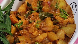 Vada Koottu Curry