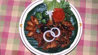 Masala Grilled Pork