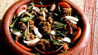 Mutton Ularthiyathu