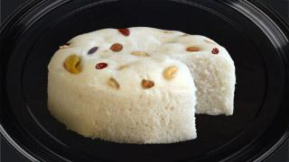 Vattayappam – Kerala's steamed rice cake
