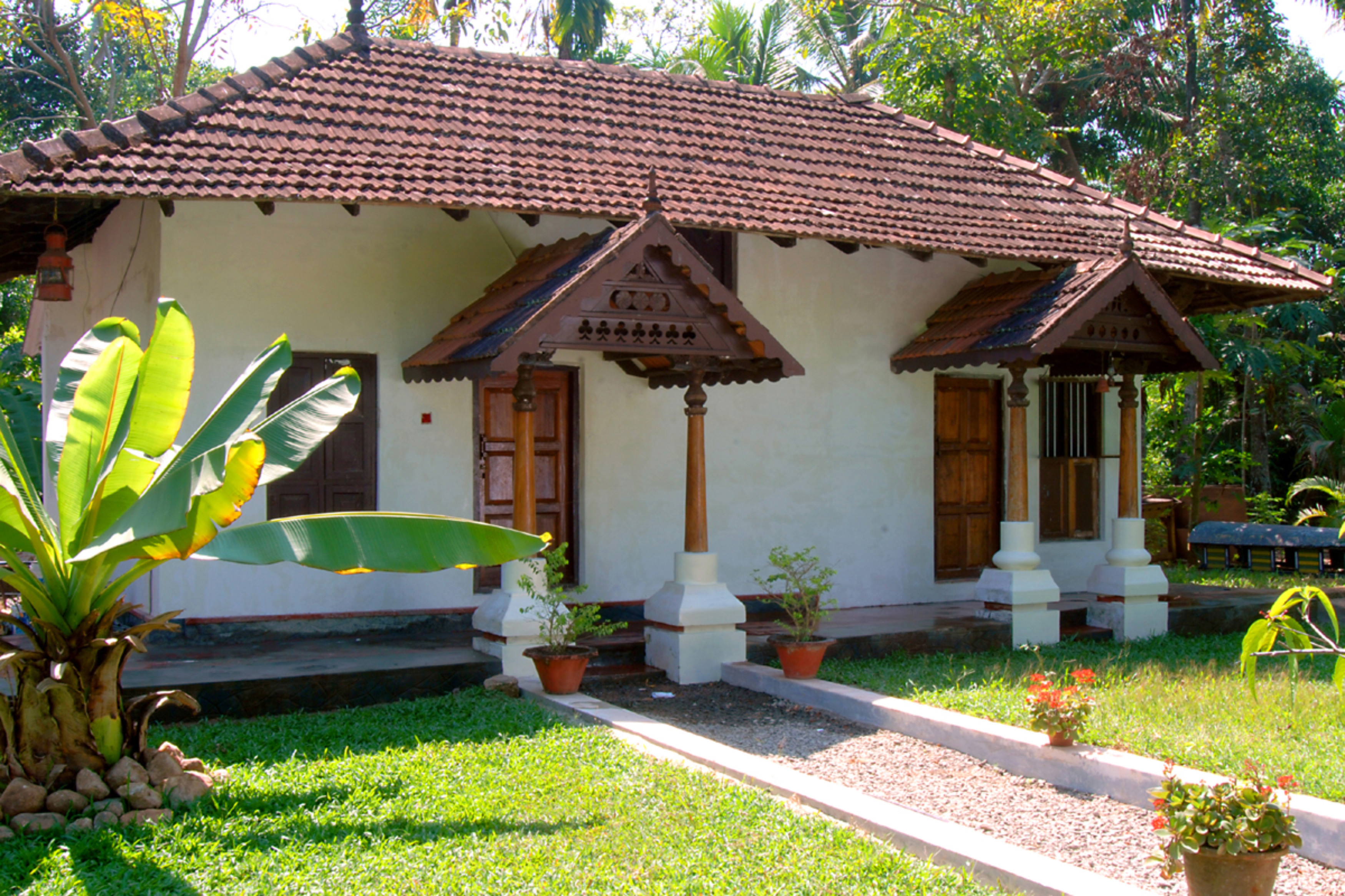 Package details visit kerala 2015 for Farmhouse design india